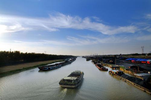 京杭运河常州市区段改线航道整治工程