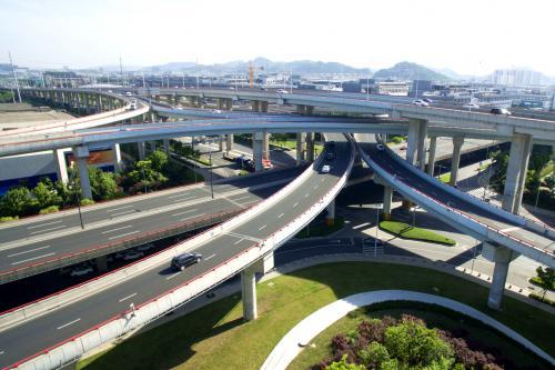 苏州市中环快速路高新区段(312国道~玉山路南)