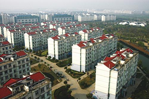 常州市薛家镇顺园八村安置房工程